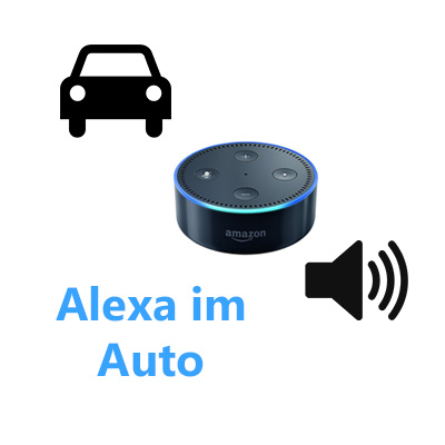 Amazon Alexa im Auto