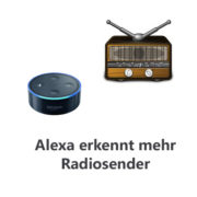 Amazon Alexa-Radiosender