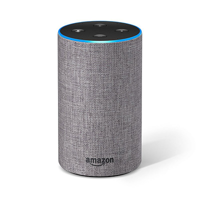 Amazon Echo 2. GernationStoff