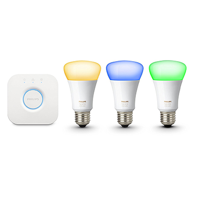 Philips Hue White & Color Ambiance E27 LED Lampe