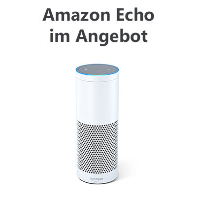 Amazon-Echo-im-Angebot