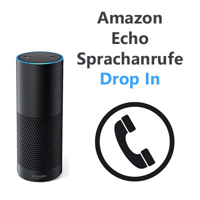 Sprachanrufe Amazon Echo