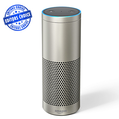 Amazon-Echo-Plus-Silber-Editors-Choice