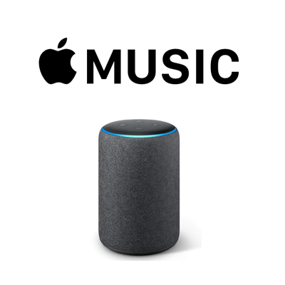 Apple Music kommt auf Amazon Echo